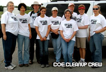 COE Cleanup Crew
