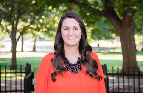 Alesha Baker, instructor in the Educational Foundations and Leadership (Library Media and Information Technology) department was selected as an Open Educational Research (OER) Fellow by the Open Education Group